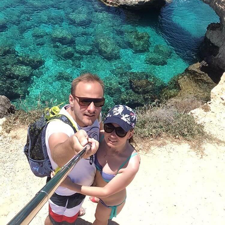 Отзыв Екатерины и Александра — Кипр