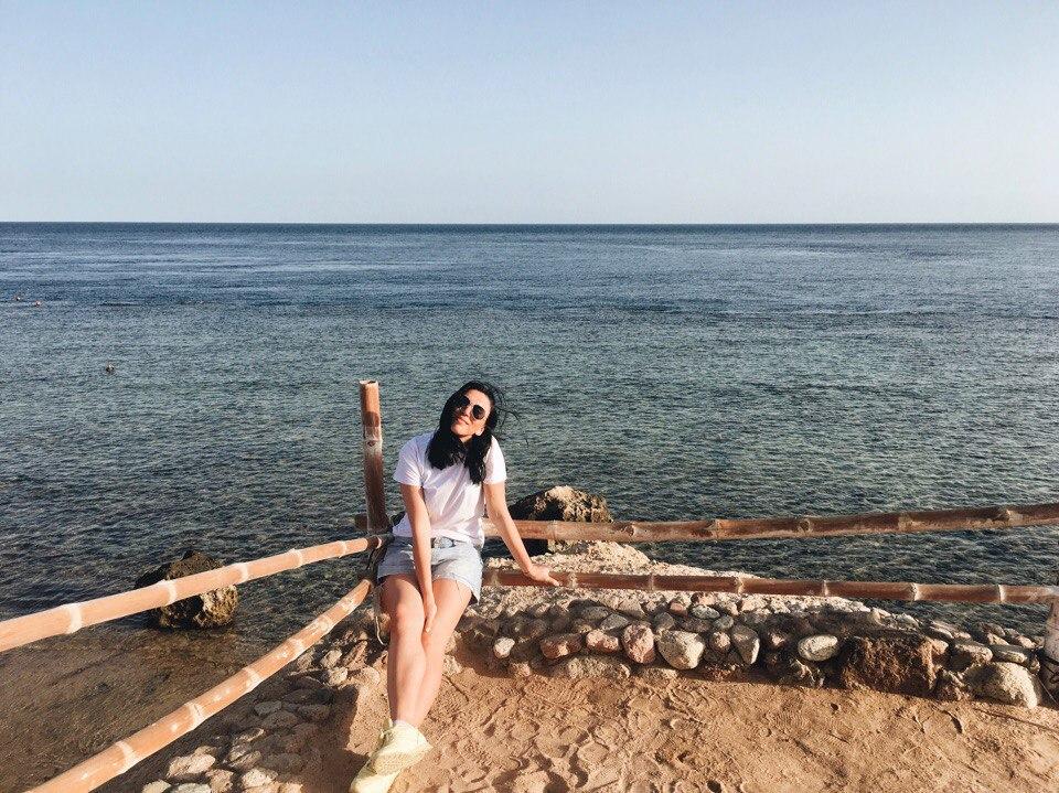 Отзыв Яны — Египет