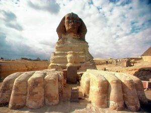 Отзыв Екатерины — Египет