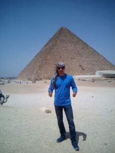 Отзыв Дмитрий — Египет
