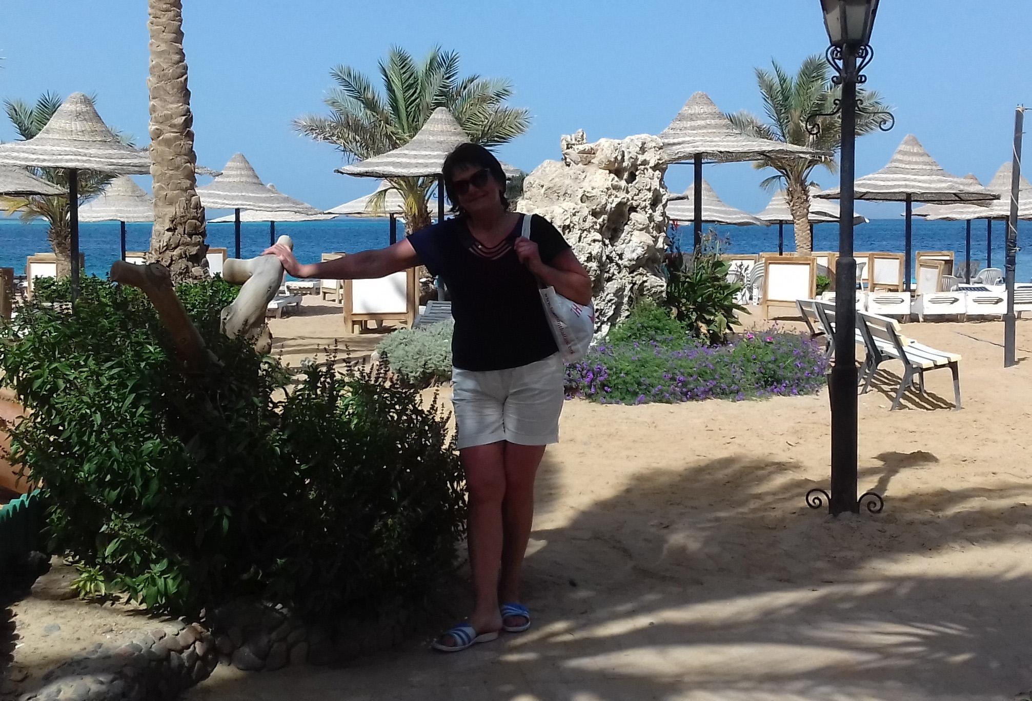 Отзыв Янины — Египет